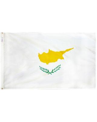 5ft. x 8ft. Cyprus Flag