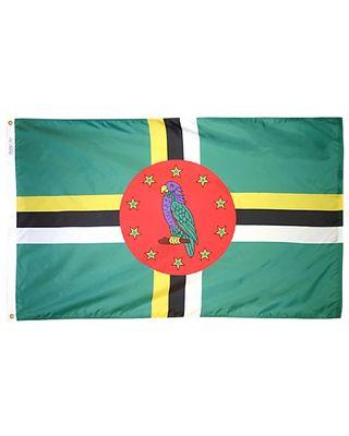5ft. x 8ft. Dominica Flag