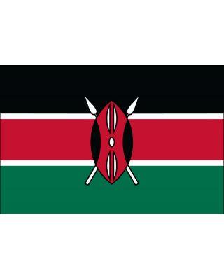 3ft. x 5ft. Kenya Flag for Parades & Display