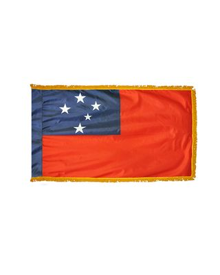 4ft. x 6ft. Samoa Flag for Parades & Display