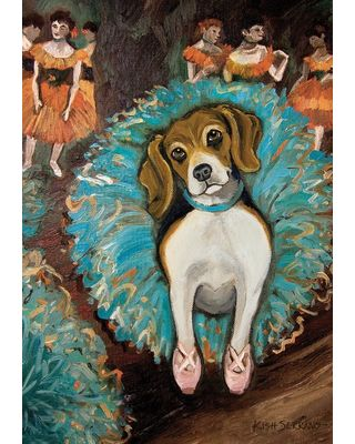 Dogas-Beagle House Flag