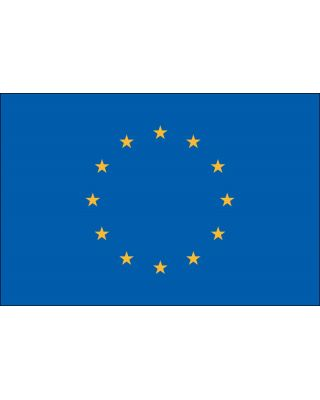 3ft. x 5ft. European Union Flag for Parades & Display