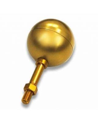 Aluminum Gold Ball