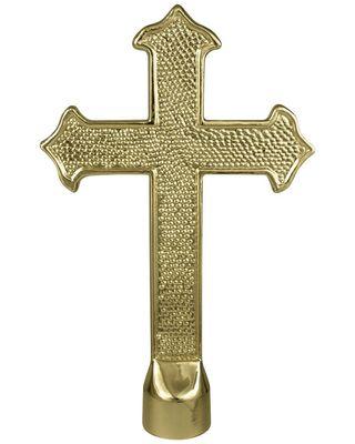 Metal Fancy Cross