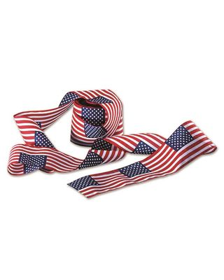 "Repeated 4 in. x 6"" US Flag on Bunting"