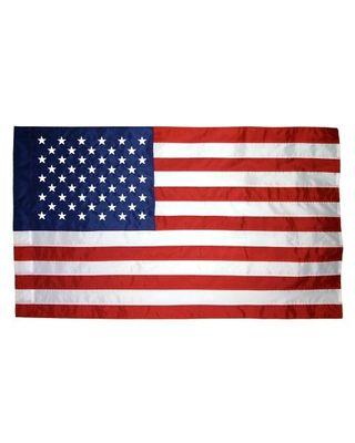 2-1/2 ft. x 4 ft. Nylon U.S. Banner Style Flag