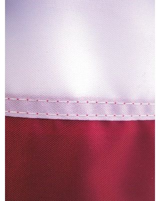 Seams on a US Banner