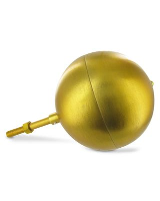 Gold Alunimun Ball