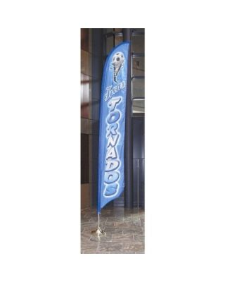14 ft. Sun Blade Banners Kit for Indoor use
