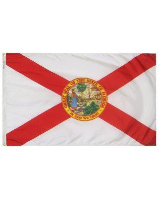 8ft. x 12ft. Florida Flag