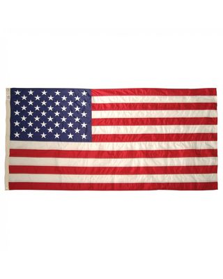 8ft. 11-3/8 in. x 17ft. Nylon G-Spec US Flag
