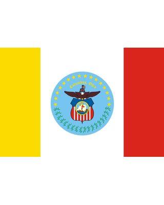 3 x 5ft. City of Columbus Flag