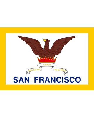 2 x 3ft. City of San Francisco Flag