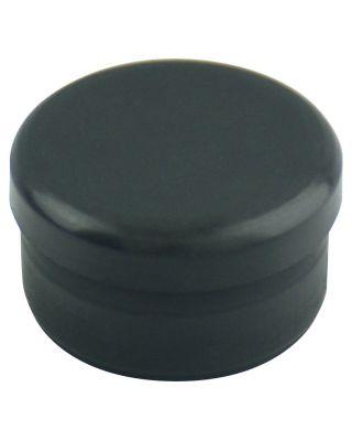 Black Plastic Bottom Plugs