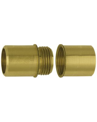 Brass Screw Joint for Aluminum Pole