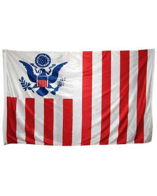 12 in. x 18 in. US Customs & Border Protection Flag w/grommets