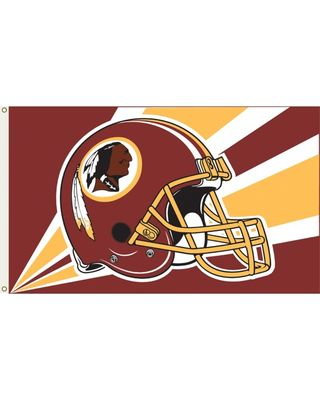 NFL Washington Redskins Flag