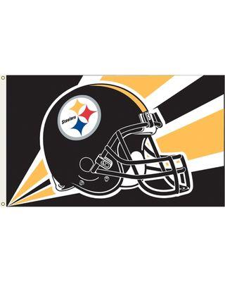 NFL Pittsburgh Steelers Flag