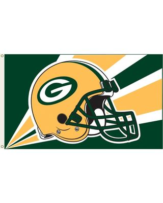 NFL Green Bay Packers Flag