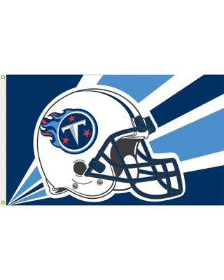 NFL Tennessee Titans Flag