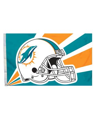 NFL Miami Dolphins Flag