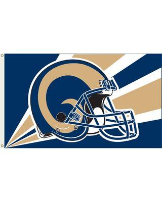 NFL LA Rams Flag