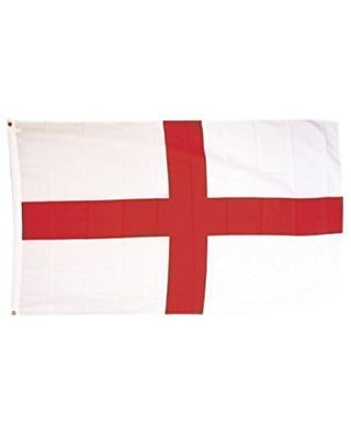 3 ft. x 5 ft. England Flag E-Poly with Brass Grommets