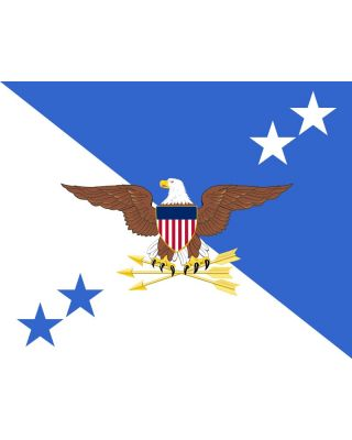 3ft. x 5ft. Chairman of the Joint Chiefs of Staff Flag