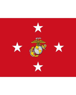 2x3 Commandant of the Marine Corps flag