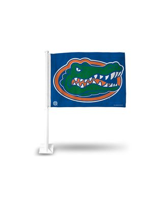 Florida Blue Gators Car Flag
