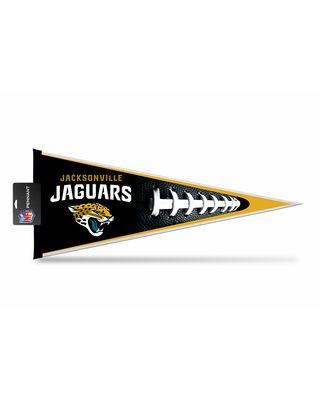12 x 30 Jacksonville Jaguars Horizontal Pennant
