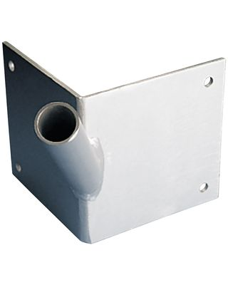 Single Corner Flag Pole Bracket