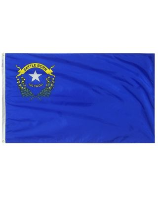 12 x 18 in. Nevada flag