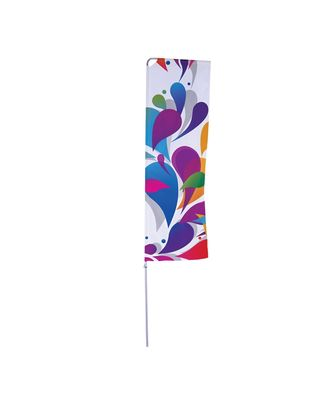 18 ft. Vertical Banner Pole