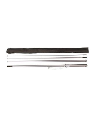 Teardrop and Sun Blade Banner Pole Kit w/ Carrying Bag