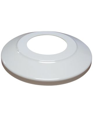 White​ Standard Split Flagpole Flash Collars