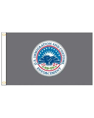 3 ft. x 5 ft. ICE Outdoor Flag