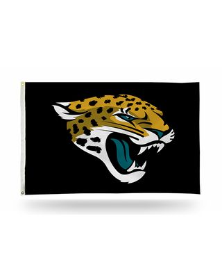 3 ft. x 5 ft. Black Jacksonville Jaguars Flag