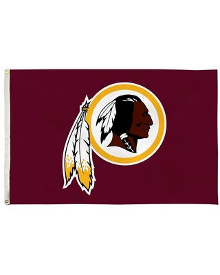 3 ft. x 5 ft. Washington Redskins Flag