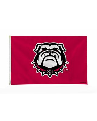 3 ft. x 5 ft. Georgia Bulldog Flag