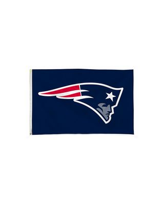 3 ft. x 5 ft. New England Patriots Flag