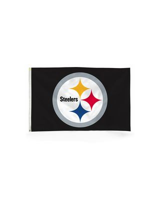 3 ft. x 5 ft. Pittsburgh Steelers Flag
