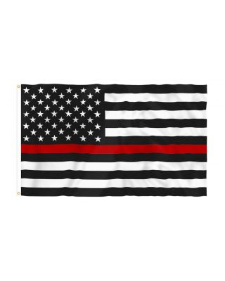 3 x 5 ft. Thin Red Line Flag
