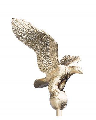 9 in. Small Flagpole Eagle