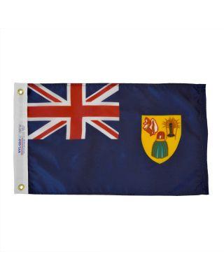 2ft. x 3ft. Turks & Caicos Flag