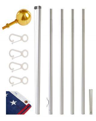 21ft. Classic Flagpole 21ft. Classic Flagpole Parts