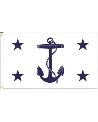 3 ft. x 5 ft. Assistant Secretary of the Navy Flag