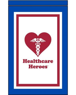 2-1/2ft. x 4ft. The Healthcare Heroes Flag