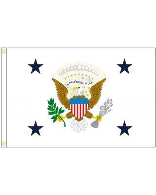 3ft. x 5ft. US Vice President Flag H & G