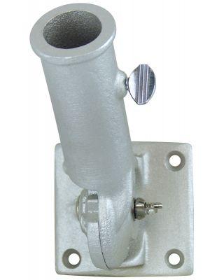 Silver Aluminum Standard Adjustable Bracket